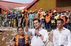 61 người chết vì động đất, Tổng thống Mexico tuyên bố quốc tang
