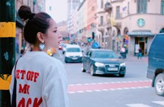 'Học lỏm' cách trang điểm đẹp không tì vết của hotgirl Chi Pu