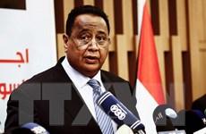 Sudan hối thúc EU tác động bãi bỏ lệnh cấm vận kinh tế của Mỹ