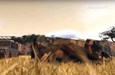 [Videographics] Nạn buôn bán ngà đẩy loài voi đến bờ tuyệt chủng