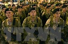 Ukraine bắt đầu tập trận chung thường niên với Mỹ và NATO