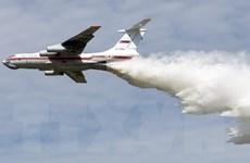 Litva cáo buộc máy bay tiêm kích Il-76 của Nga xâm phạm không phận