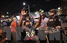 Biểu tình phản đối cảnh sát bắn người da màu tại Mỹ tạm hạ nhiệt