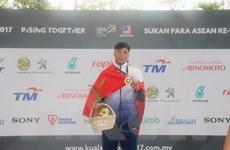 ASEAN Para Games: Việt Nam để tuột vị trí thứ 3 vào tay Thái Lan