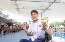 """ASEAN Para Games: Võ Thanh Tùng và bí quyết """"không bao giờ bỏ cuộc"""""""