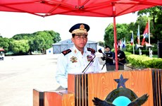 Tổng Tư lệnh Myanmar kêu gọi người dân bang Rakhine trở về nhà