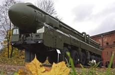 Nga phóng thử thành công tên lửa liên lục địa RS-12M Topol
