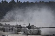 Litva cáo buộc Nga tập trận giả định tấn công các nước vùng Baltic