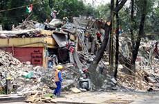Mexico cần 2 tỷ USD để tái thiết sau những trận động đất liên tiếp