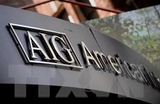 AIG không còn đặc ân 'đại gia không được phép phá sản'