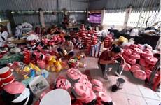 Lưu giữ hồn Việt qua những đồ chơi Trung Thu truyền thống 
