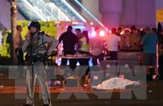 Vụ xả súng tại Las Vegas: Cộng đồng quốc tế gửi lời chia buồn tới Mỹ