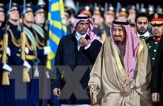 Tổng thống Nga và Quốc vương Saudi Arabia thảo luận các vấn đề nóng