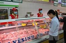 """TP. Hồ Chí Minh """"cấm cửa"""" thịt lợn không có thông tin truy xuất"""