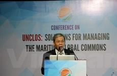 UNCLOS và các giải pháp quản lý những điểm chung toàn cầu trên biển