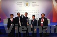 Việt Nam nỗ lực hợp tác với quốc tế đấu tranh chống khủng bố