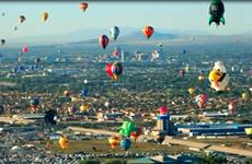 [Video] Rực rỡ lễ hội khinh khí cầu lớn nhất thế giới tại Mỹ