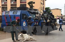 Nigeria xét xử hơn 2.300 nghi phạm thành viên tổ chức Boko Haram