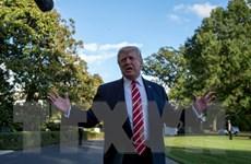 Tổng thống Trump có thể thăm khu phi quân sự ở biên giới liên Triều