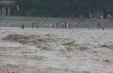 Đợt mưa lũ 10-11/10 đã khiến 20 người chết, 12 người mất tích