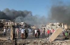 Somalia: Thương vong trong vụ đánh bom kép tăng lên 185 người