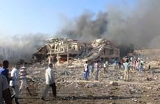 Đánh bom kép tại Somalia: Số thương vong tăng lên gần 440 người