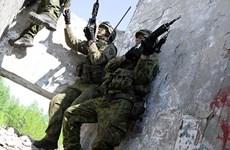 """Hơn 2.300 binh sỹ NATO tập trận """"Chó sói sắt 2"""" tại Litva"""