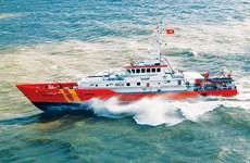 Ba thuyền viên sà lan QN 8359 bị mất tích đã được tìm thấy an toàn
