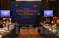 TP. Hồ Chí Minh giới thiệu cơ hội đầu tư với doanh nghiệp Australia