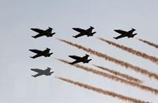 Lực lượng không quân Iran tiến hành cuộc tập trận quy mô lớn