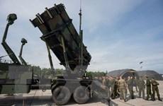 Romania chi gần 4 tỷ USD mua hệ thống tên lửa Patriot của Mỹ