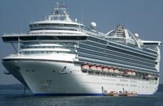 Siêu du thuyền đầu tiên chở 3.000 khách đi qua kênh đào Panama mở rộng