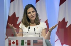 Canada ủng hộ giải pháp ngoại giao cho vấn đề hạt nhân Triều Tiên