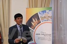Xây dựng quan hệ đối tác chiến lược ASEAN-Ấn Độ mạnh mẽ hơn