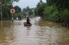 Thanh Hóa: 55 tỷ đồng giúp các địa phương khắc phục hậu quả mưa lũ