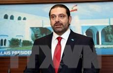Liban tuyên bố Thủ tướng xin từ chức al-Hariri buộc phải về nước