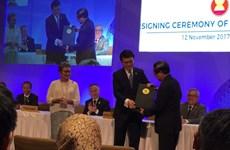 ASEAN ký kết các hiệp định thương mại và đầu tư với Hong Kong