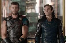 Thần Sấm Thor thống lĩnh các rạp chiếu phim trên toàn thế giới