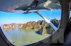 Du khách sắp được ngắm Hạ Long từ trên cao bằng thủy phi cơ