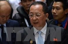 Ngoại trưởng Triều Tiên Ri Yong-ho thăm chính thức Cuba