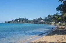 Sóng thần xuất hiện sau trận động đất mạnh ở Nam Thái Bình Dương