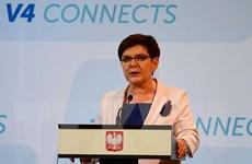 Thủ tướng Ba Lan thăm Pháp sau những căng thẳng ngoại giao