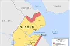 Quân đội Trung Quốc tập trận với các vũ khí hạng nặng tại Djibouti