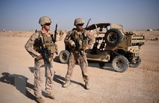 Lầu Năm Góc chính thức tiết lộ quân số thật của Mỹ tại Syria