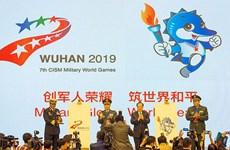 Đại hội Thể thao quân sự thế giới 2019 sắp diễn ra tại Trung Quốc