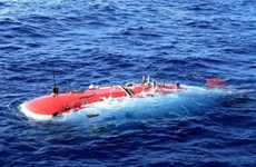 """Trung Quốc dự kiến thử nghiệm """"siêu tàu lặn"""" mới trước năm 2020"""
