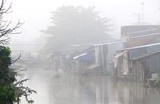 Bắc Bộ trời vẫn rét và có sương mù, Nam Bộ mưa to về chiều
