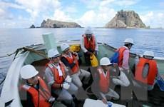 Ba tàu hải cảnh Trung Quốc lại xâm phạm lãnh hải của Nhật Bản