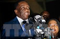 Tân Tổng thống Zimbabwe công bố nội các gồm 22 thành viên