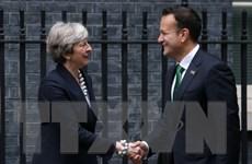 Chính phủ Anh đã nhất trí về thỏa thuận biên giới Ireland